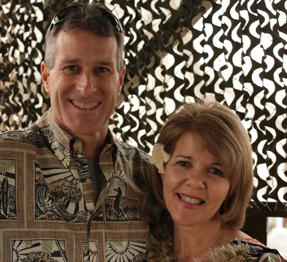 Glen & Janet