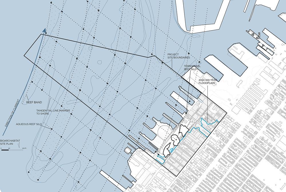 BioArcHabitat Site Plan