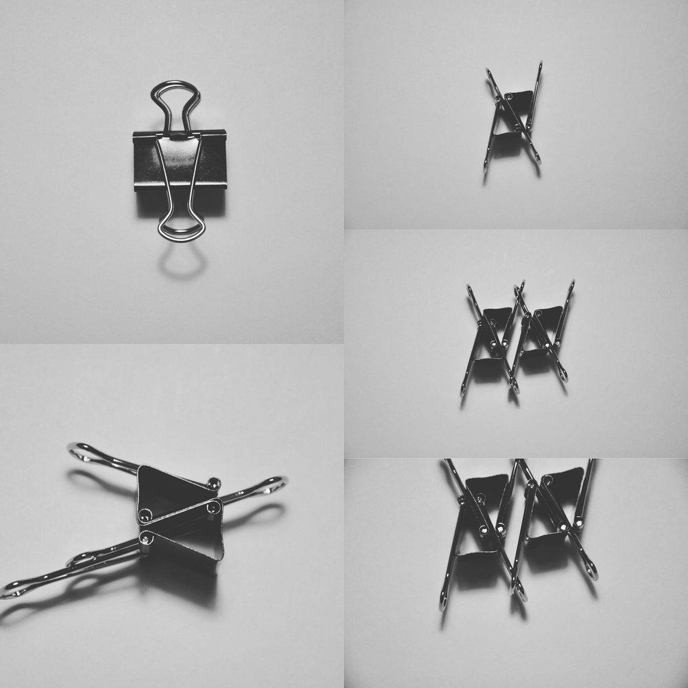 Binder Clip Modules