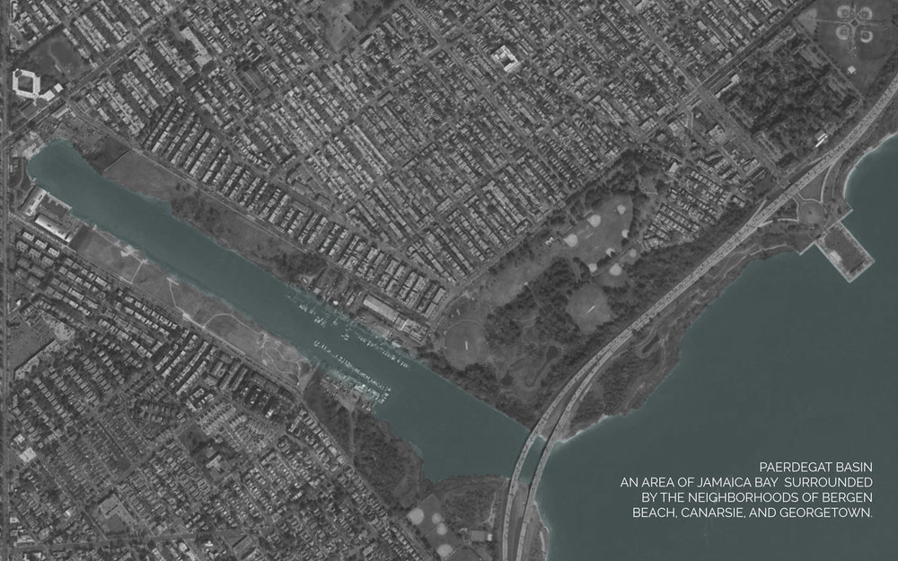 Paedergat Basin, Canarsie, Brooklyn, New York