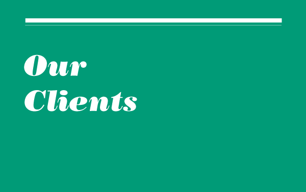 View our Clients »