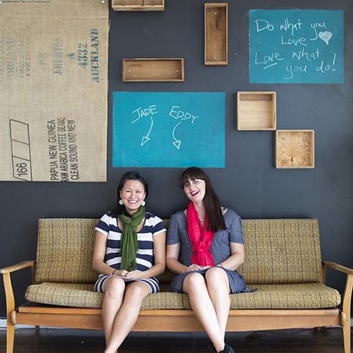 Jade Tang & Eddy Helm