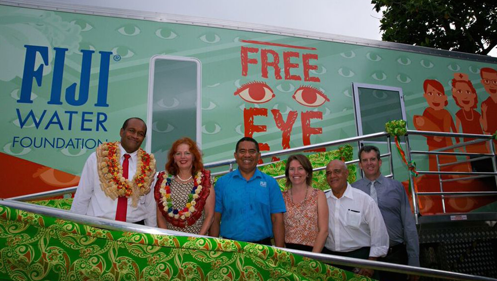Fred Hollows NZ Restoring eyesight in the Pacific