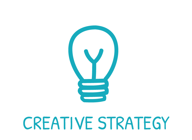 Creative Strategy   Co-design Facilitation   Idea Generation   Brand Development   Content Strategy     Communication Planning