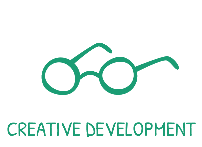 Creative Development Art Direction Copywriting Key Messaging Content Production Experience Design