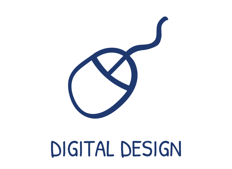 Digital Design UI/UX Design Website Design Website Development Social Media Strategy EDM Campaigns