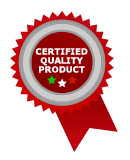 Our products and production system are quality certified by ICILA and IQNet