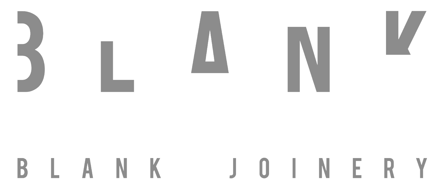 BLANK JOINERY