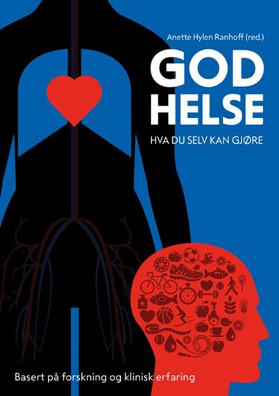 """Boka """"God helse - hva du selv kan gjøre"""" er et godt julegavetips.www.forskerlivet.no"""