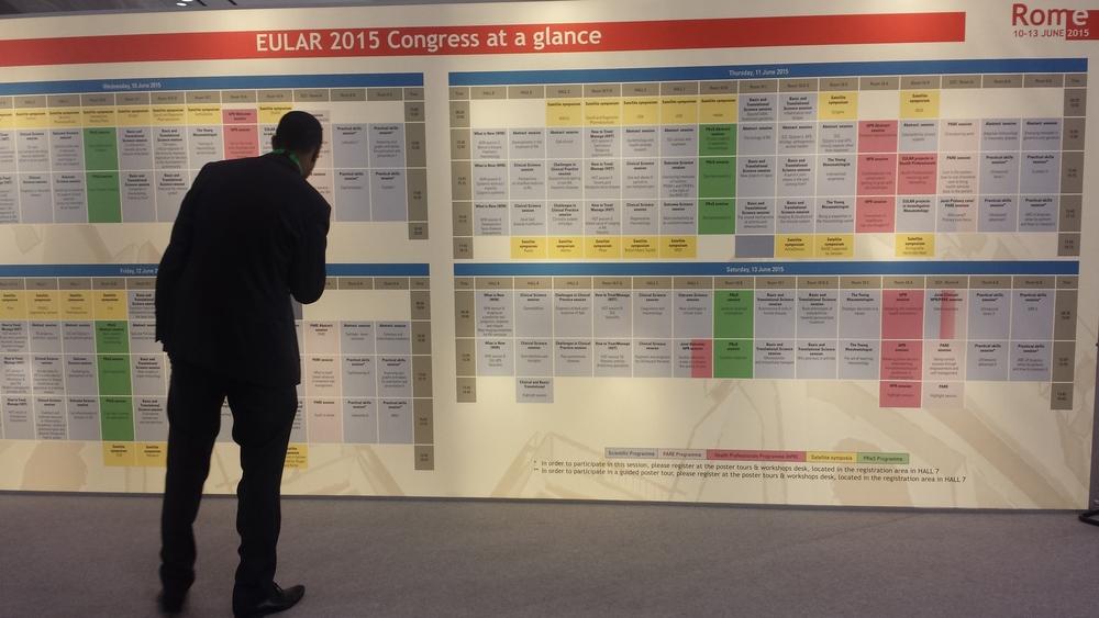Er gamification fitness det nye? Mange foredrag å velge i på EULAR-kongressen.Vi sammenfatter det nyeste innen muskel- og skjelettplager og fysisk aktivitet. www.forskerlivet.no