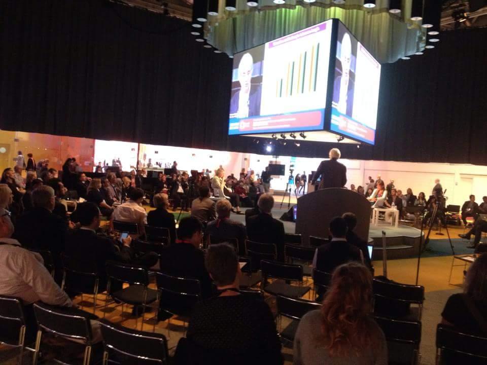 Mye nyttig kunne tas med hjem fra ESC, verdens største kardiologikongress. www.forskerlivet.no