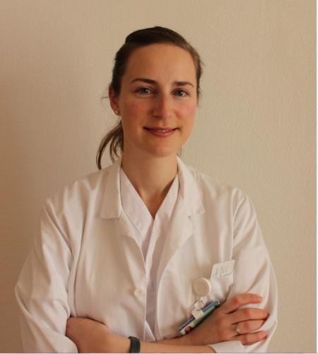 Katrine Enge, www.forskerlivet.no