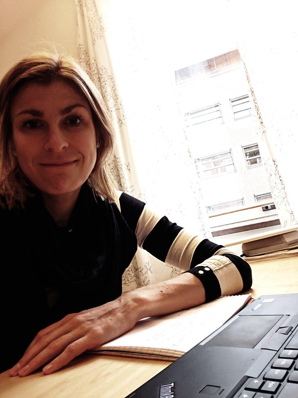 Karin Magnusson er for tiden post doc på NKRR, Diakonhjemmet sykehus i Oslo, Norge og på Lunds Universitet, Sverige. www.forskerlivet.no
