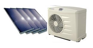 solaire et pompe a chaleur - Econosol, économiseur d'energie