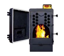 chaudière à biomasse - Econosol, Économiseur d'énergie