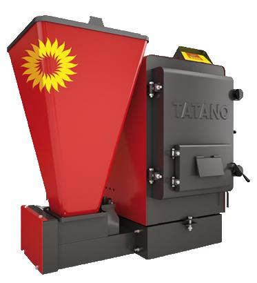 Econosol - Chaudière biomasse TATANO électronique