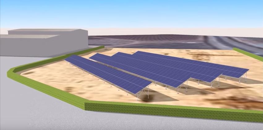 projet 85 kWc Econosol