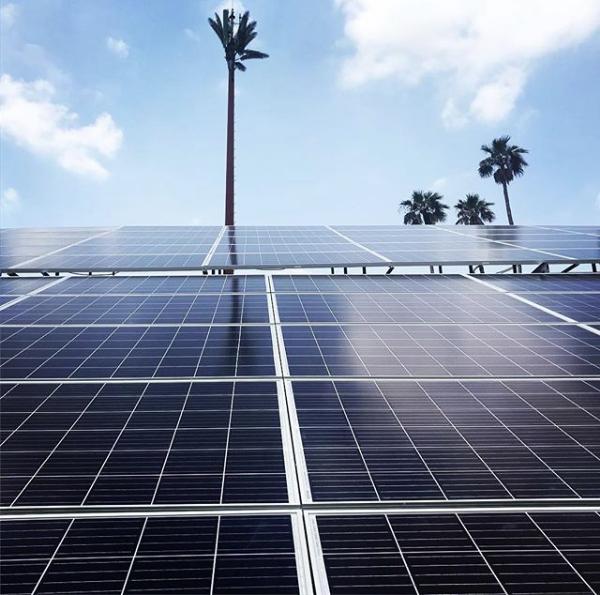 Résidence casa diaa copropriété solaire photovoltaïque