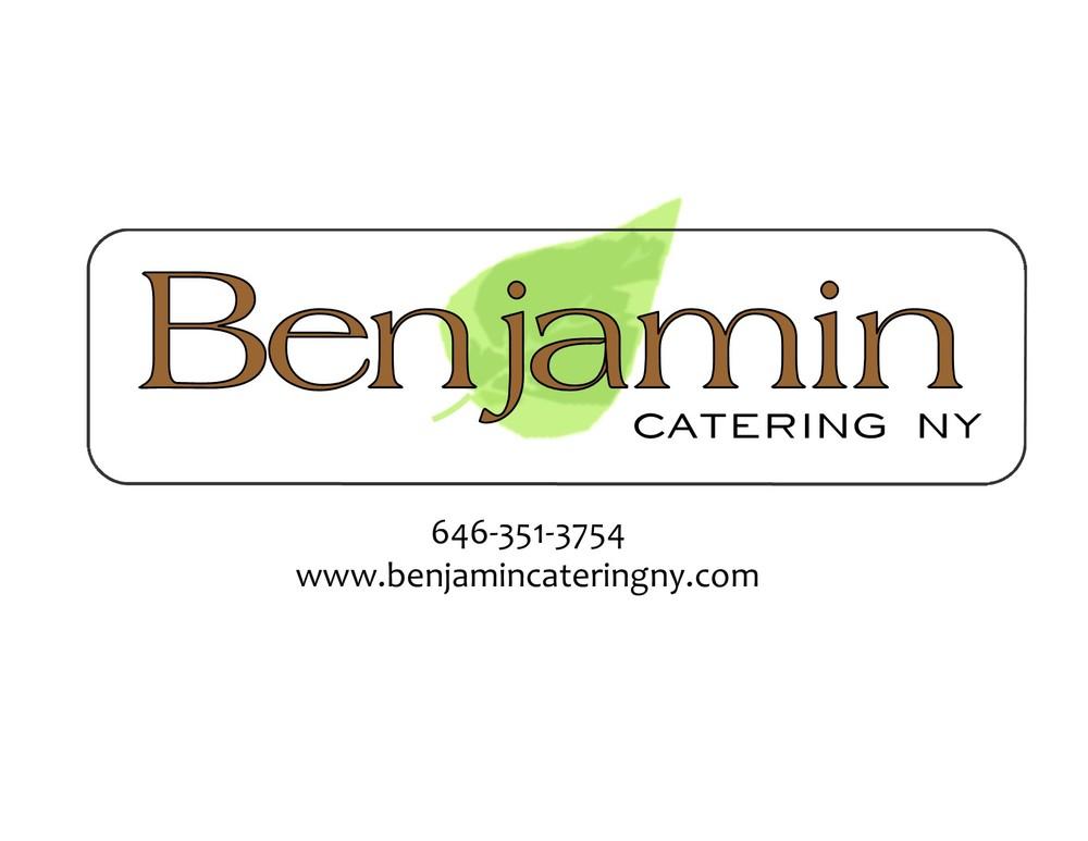 benjamin catering