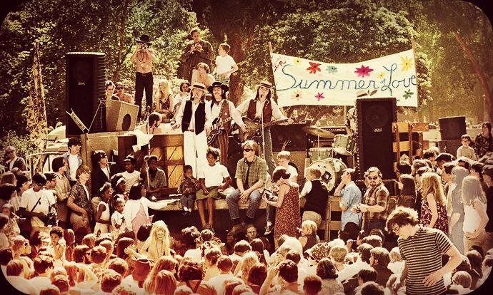 summer love concert 1967