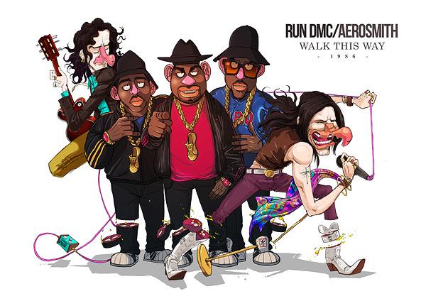 aero and run