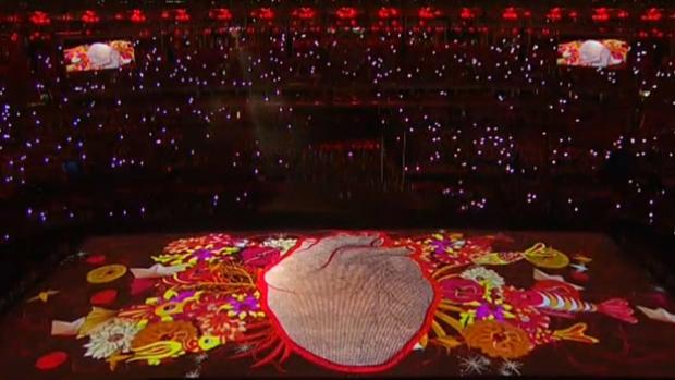 2016 Paraolympics opening ceremony Rio de janiero