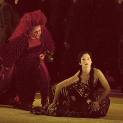 La Haine in Armide  New Israeli Opera, 2006