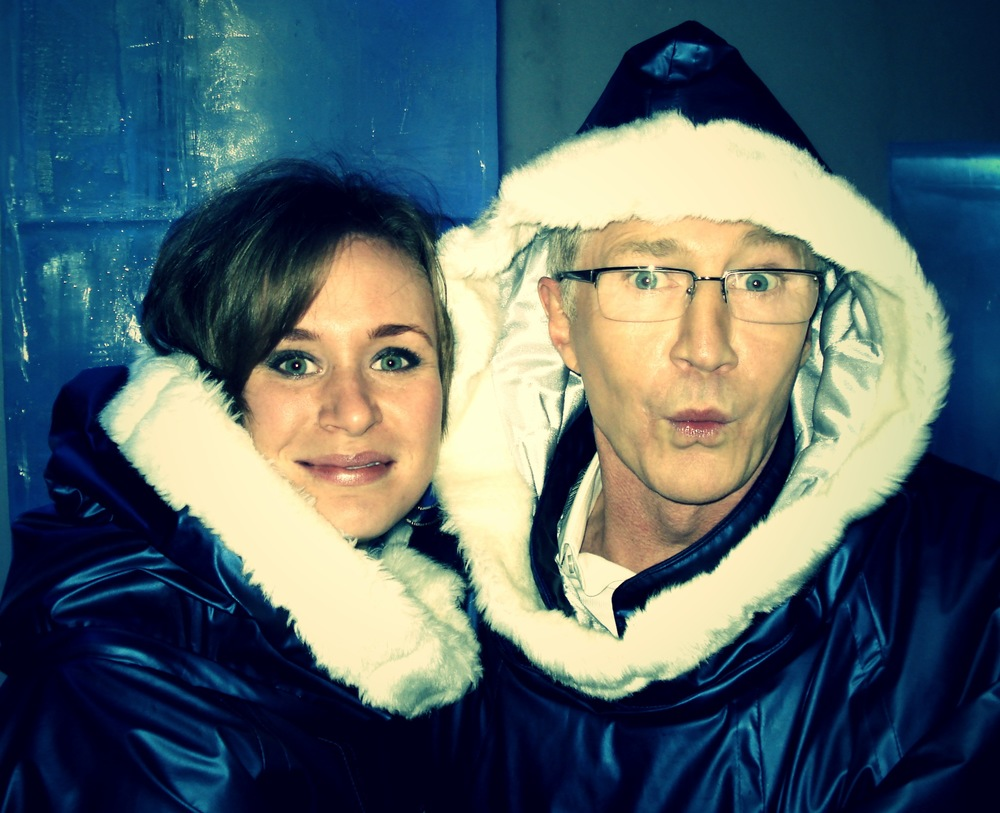 Paul O'Grady and Ros.jpg