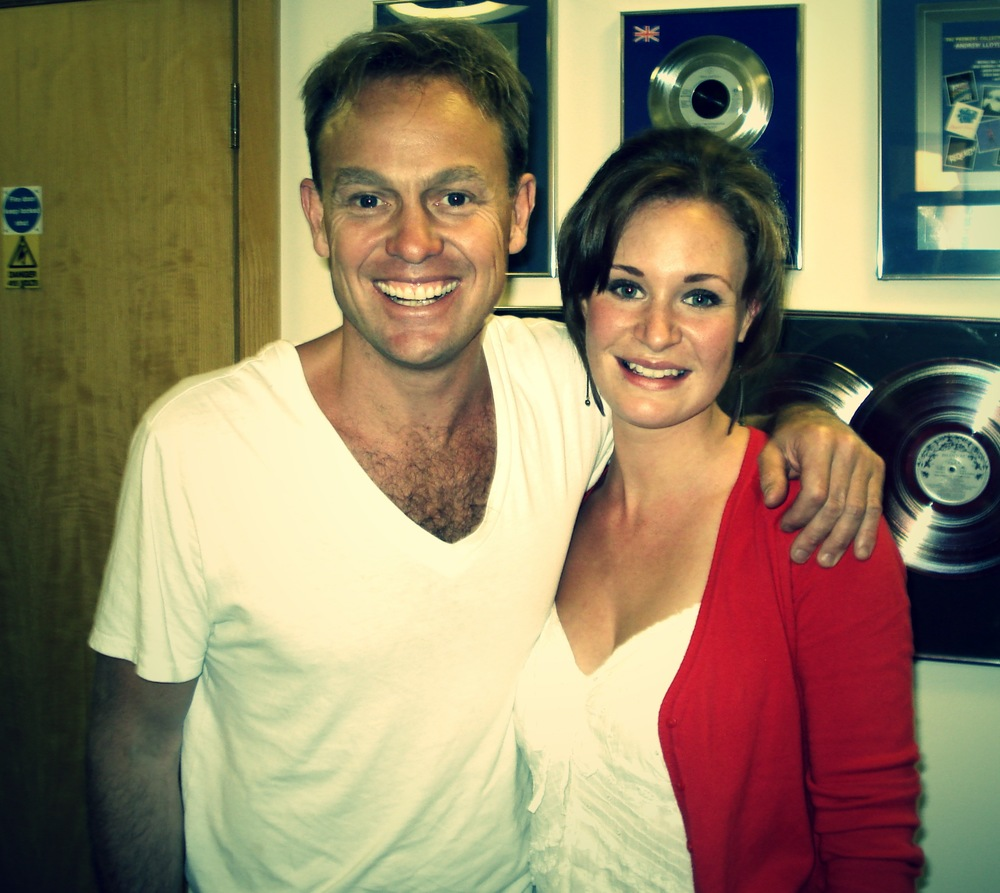 Jason Donovan  and Ros.jpg