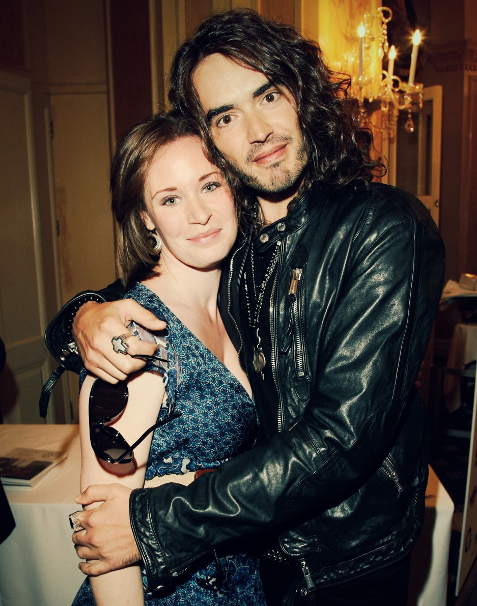 Russell Brand and Ros.jpg