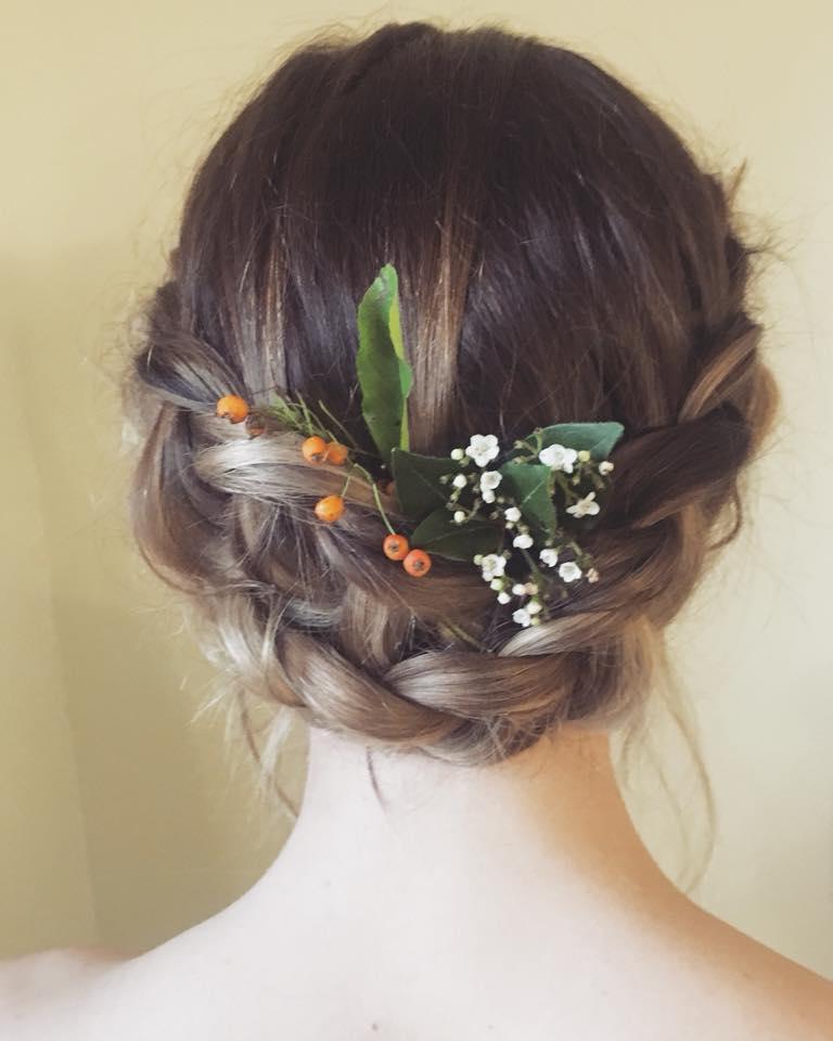 wedding hair stylist and makeup artist Balham