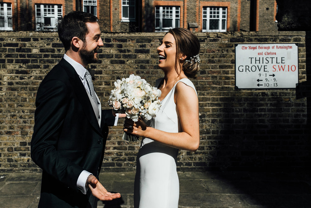 Chelsea The Orange - London Wedding Photographer -19.jpg