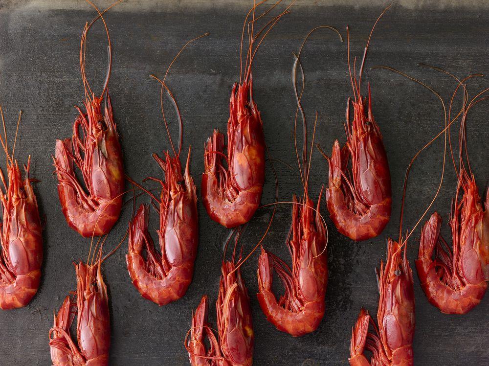 Quality & Responsibility    PREMIUM SEAFOOD    Shrimp