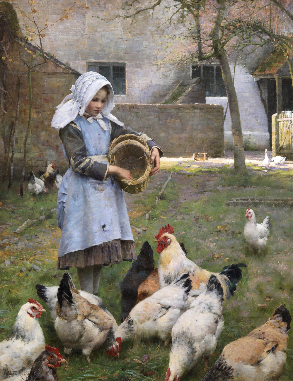 Osborne - Feeding the Chickens - OS8779.jpg