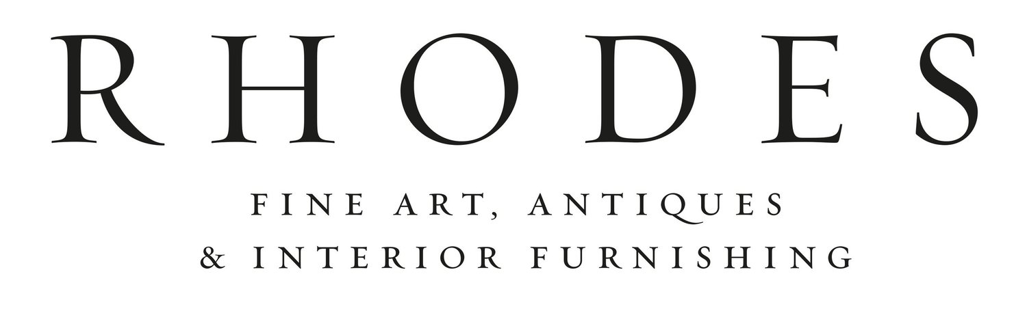 RHODES Fine Art, Antiques & Interior Furnishing London Art Dealer specialising in selling and buying fine art antiques
