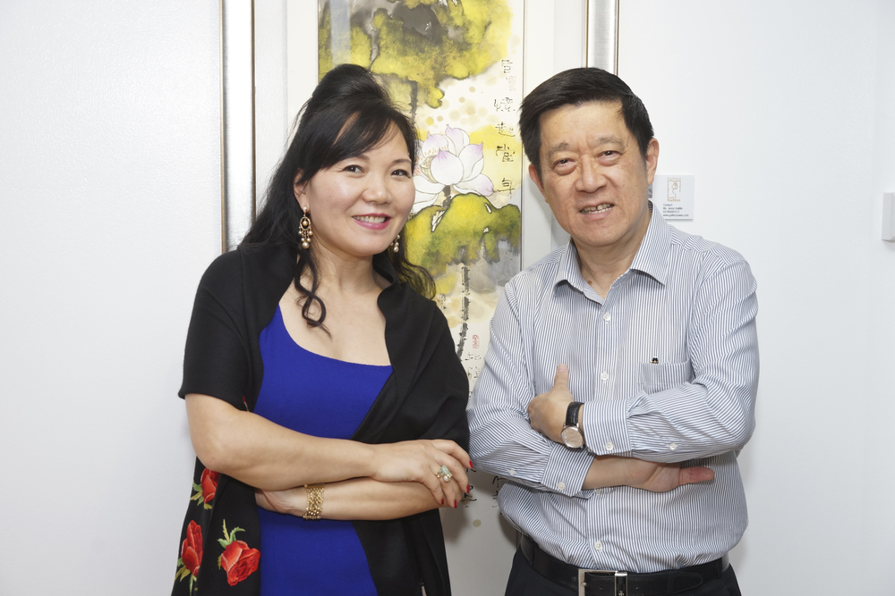 Jenny Zhu HuiMin , Mr. Choo Thiam Siew 0- President of NAFA.jpg