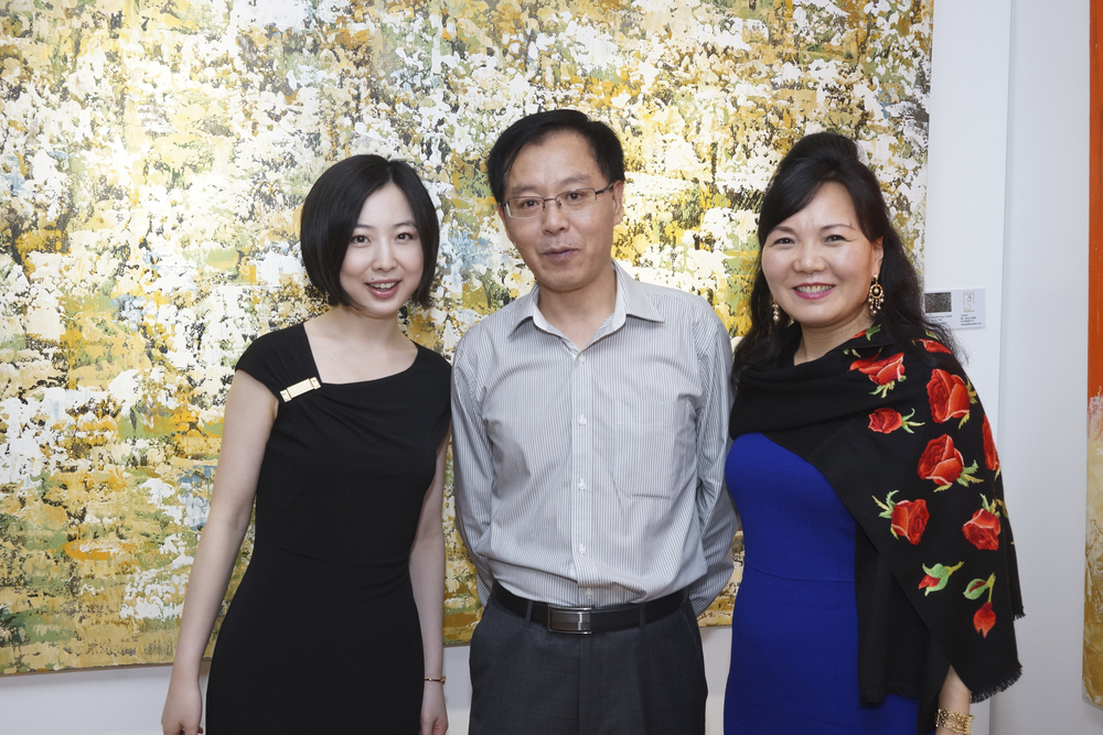 Ms. Gan Jing , Ms. Jenny Zhu HuiMin, Mr. Xiao Jiang Hua-  Cultural Counsellor- Embassy Of the P.R.Of China In the Republic of S'pore .jpg