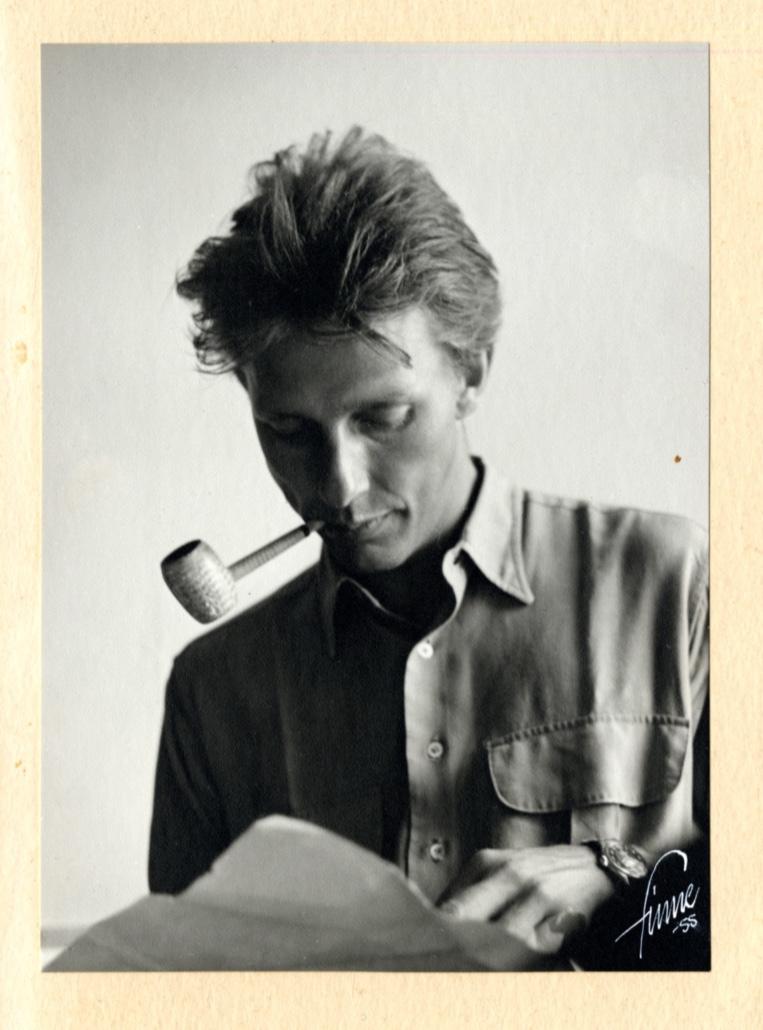 Tias Eckhoff, 1955