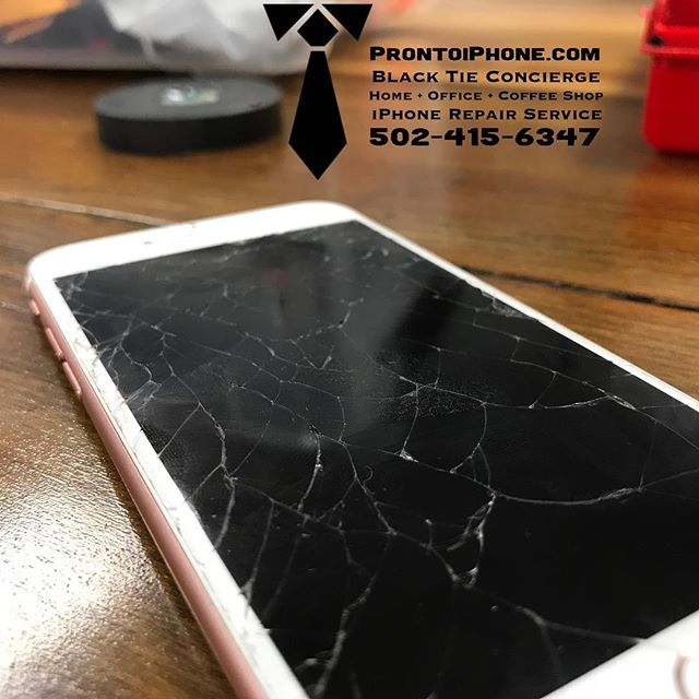 Taking appointments for this week. We come to your home, office, or a #coffee shop to repair your #iPhone on YOUR schedule. Call/iMessage Jason at 502-415-6347 or schedule at ProntoiPhone.com! #Louisville #Kentucky #LouisvilleKY #Do502 #YesLouisville #ShareLouisville #ShopLocal