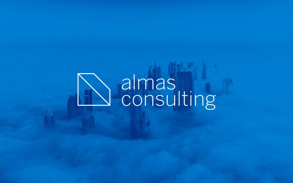 Almas Consulting Logo