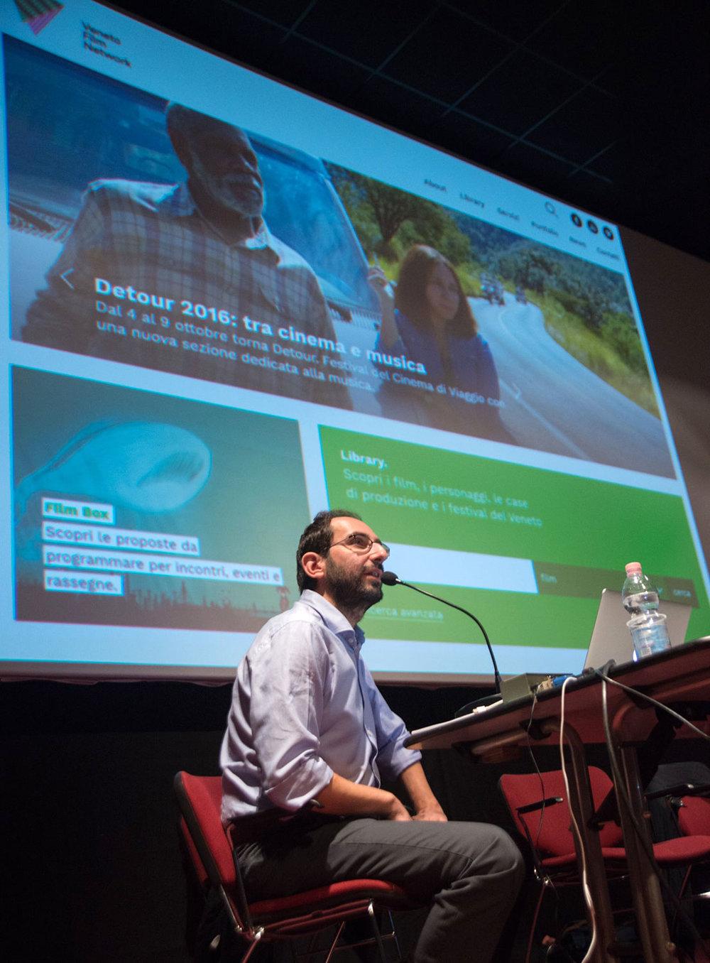 foto da facebook.com/VenetoFilmNetwork