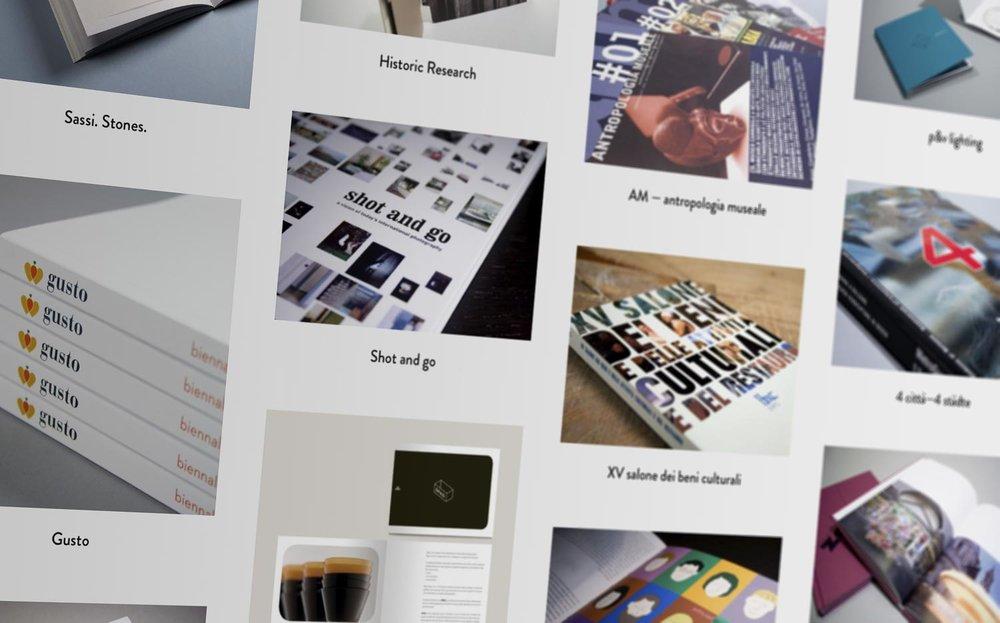 libri, cataloghi e riviste -