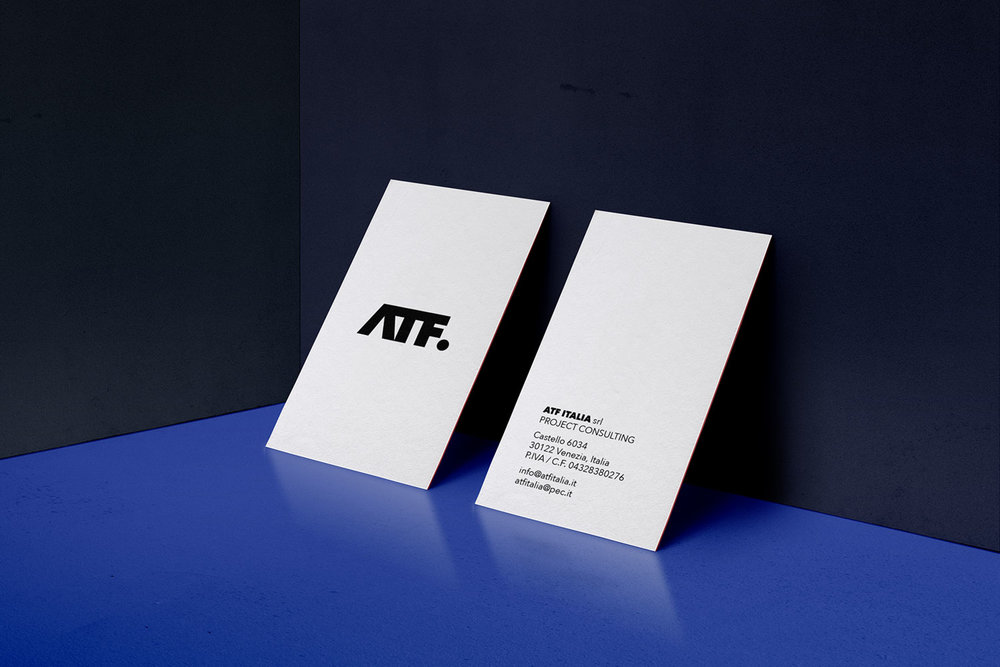 atf-italia-business card