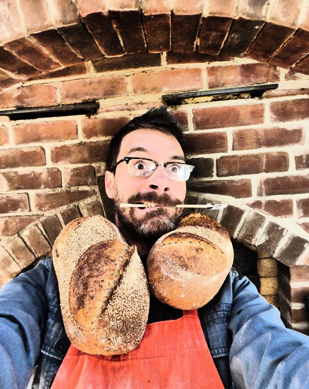 Jesse the Bakerator