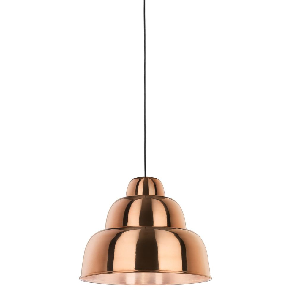 Copper  Taklampa från Levels.   Lagerstatus: I lager.