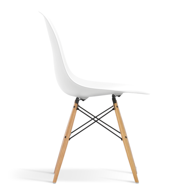 EAMES - Plastic Side Chair