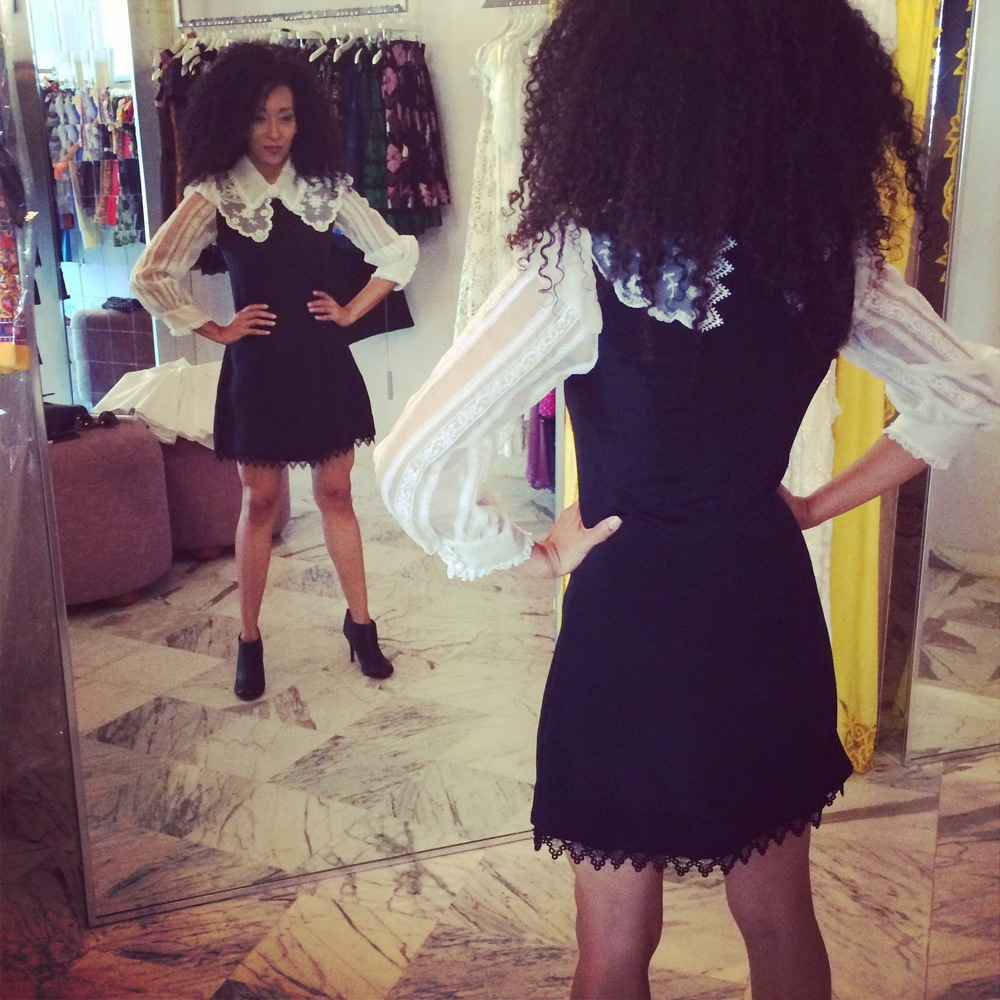 Lisa Cappalli dress
