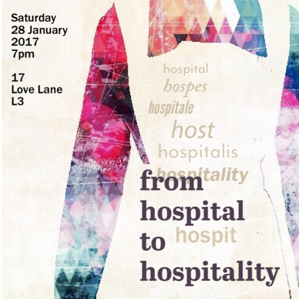 From hospital to hospitality