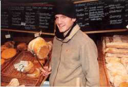 Sebastian from the Breadstall