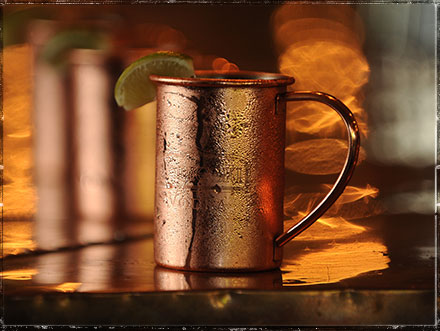 Burntwood Tavern Moscow Mule